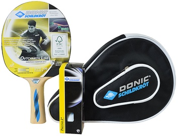 Donic Ovtcharov 500 Racket Set 788705