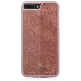 Woodcessories Stone Collection Eco Case iPhone 7/8+ Canyon Red