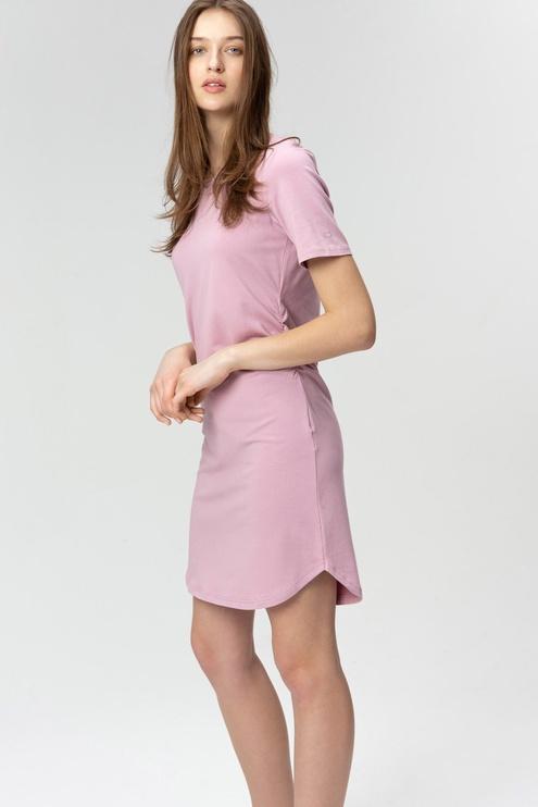 Audimas Soft Touch Modal Dress Pink M