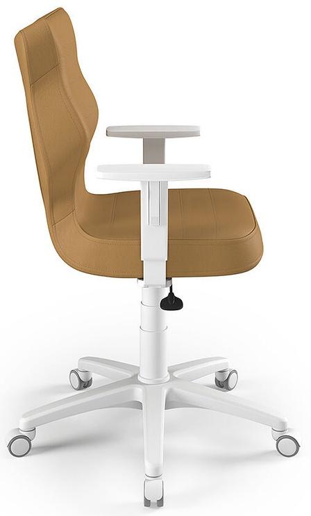 Entelo Office Chair Duo White/Beige Size 6 VE26