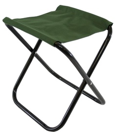 Sulankstoma kėdė Besk Folding Stool Green