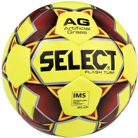 Select Flash Turf 2019 IMS Ball 14991 Yellow/Red Size 5