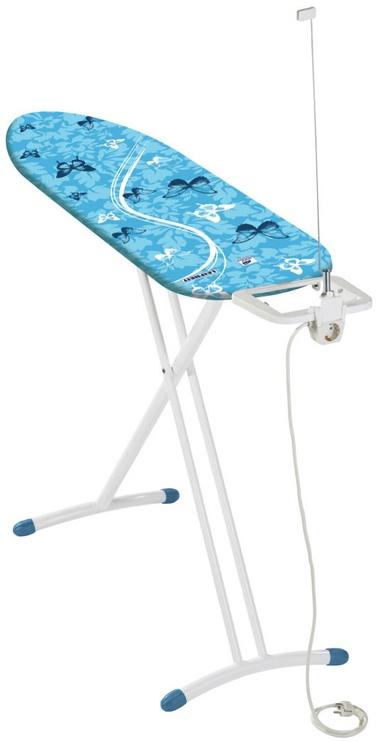 Leifheit Air Board M Solid Plus 120x38cm Blue