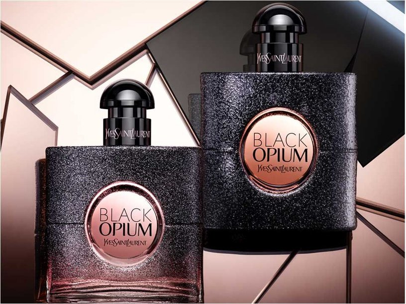 Kvepalai Yves Saint Laurent Black Opium Floral Shock 90ml EDP