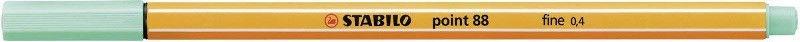 Stabilo Point 88 Fineliner 0.4mm Ice Green 88/13