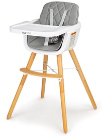 EcoToys Seat Chair 2in1 Grey