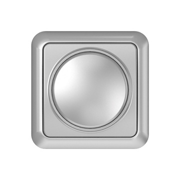 Šviesos reguliatorius Vilma LX200, metalo spalvos