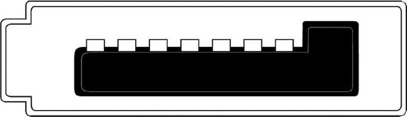 Assmann Cable SATA to SATA Red 0.5m
