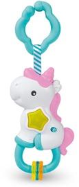 Grabulis Clementoni Magic Unicorn, daudzkrāsains