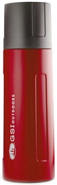 GSI Outdoors Glacier Stainless Vacuum Bottle 1l Red