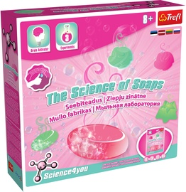 Trefl Science4you The Science Of Soaps