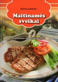 Knyga Maitinamės sveikai