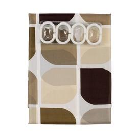 Vonios užuolaida Domoletti POD-002, 180 x 180 cm
