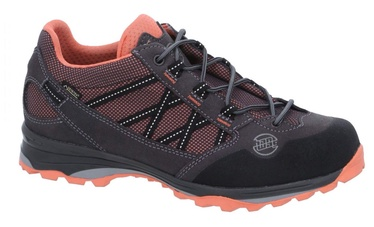 HanWag Belorado II Low Lady GTX Asphalt Orink 42