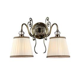 Sieninis šviestuvas Maytoni Vintage ARM420-02-R, 2x40W, E14
