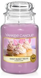 Yankee Candle Classic Large Jar Sweet Bunny Treats 623g