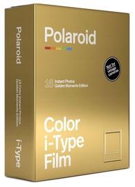 Fotolint Polaroid Color i‑Type Film Golden Moments Edition, 16 tk
