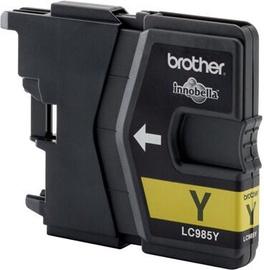 Кассета для принтера Print4U LC985Y, желтый