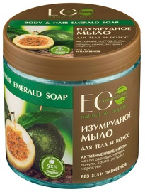 Dušas gēls ECO Laboratorie Body And Hair Emerald Soap, 450 ml