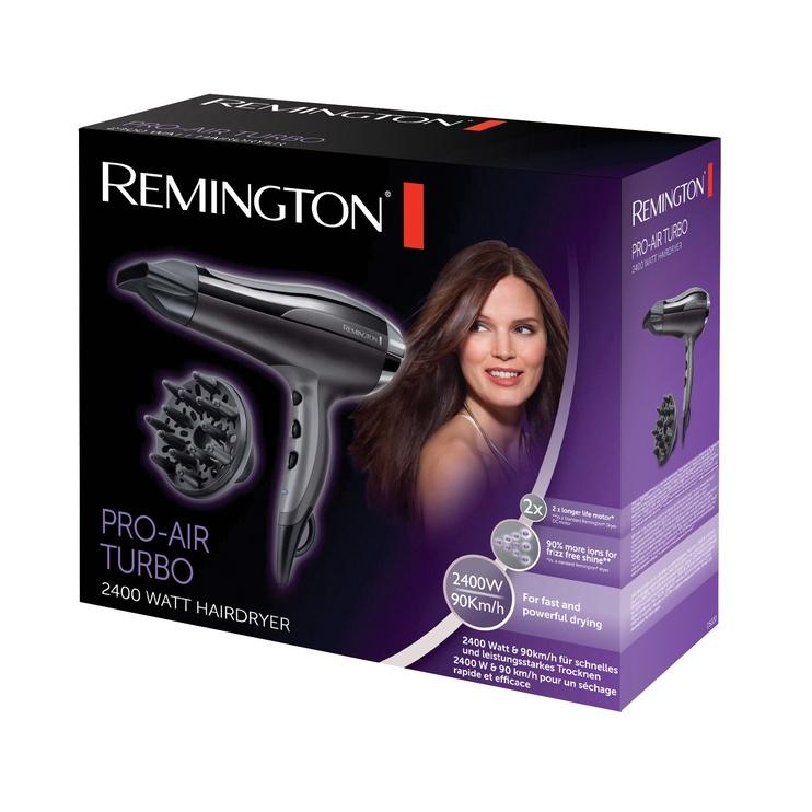 Plaukų džiovintuvas Remington Pro-Air Turbo D5220