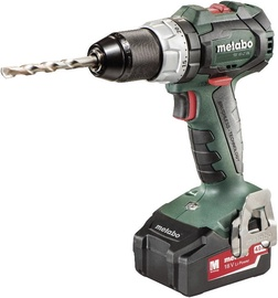 Metabo SB 18 LT BL with 2 Batteries