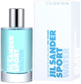 Туалетная вода Jil Sander Sport Water 50ml EDT