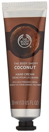 The Body Shop 30ml Hand Cream Coconut
