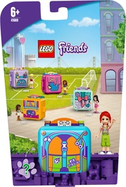 Конструктор LEGO Friends Mias Soccer Cube 41669, 56 шт.