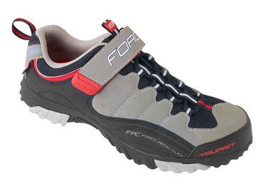 Force Tourist Grey/Black/Red 39