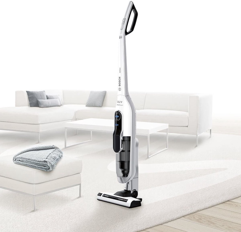 Bosch Battery Athlet Vacuum Cleaner BCH6L2560 White