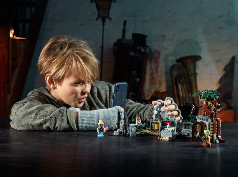 Конструктор LEGO Hidden Side Side Graveyard Mystery 70420, 335 шт.