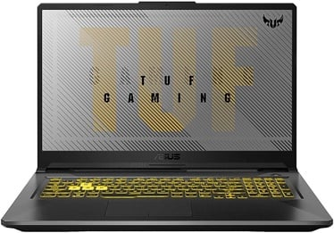 "Nešiojamas kompiuteris Asus TUF Gaming F17 FX706LI-H7114T PL Intel® Core™ i7, 16GB/512GB, 17.3"""