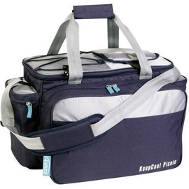 Šaltkrepšis Ezetil Travel in Style 34 Picnic Navy/Silver, 26.7 l
