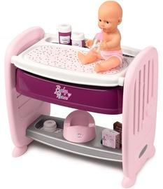 Mööbel Smoby Baby Nurse Doll With Crib 2in1