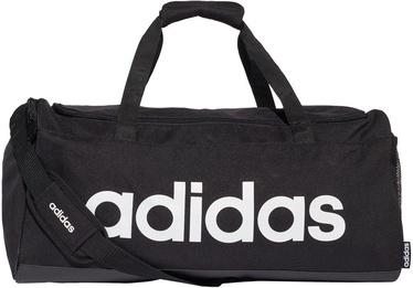 Adidas Linear Logo Duffel Bag M FL3651 Black