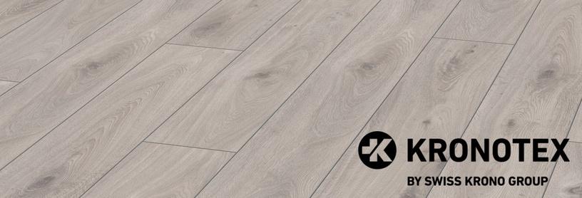 Laminuotos medienos plaušų grindys Kronotex Amazone D3239, 1380 x 157 x 10 mm