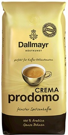 Dallmayr Crema Prodomo Coffee Beans 1kg