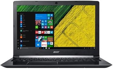 Nešiojamas kompiuteris Acer Aspire 5 A515-51G Black NX.GVREL.005