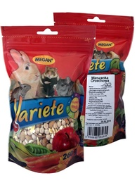 Megan Variete Rodents Food With Nuts 0.5l