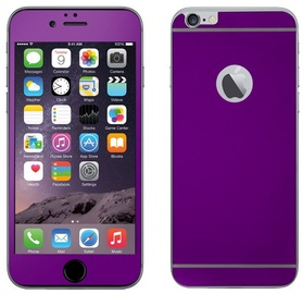 KLT Extreme Shock Screen Protector Glass For Apple iPhone 6 Plus/6S Plus Mirror Purple Pear
