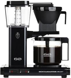 Kapsulinis kavos aparatas Moccamaster KBG 741, juodas