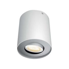 Išmanusis lubinis šviestuvas Philips LED Hue Pillar, 5.5W, GU10, 2200-6500K, 250lm, DIM, RC
