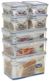 Lock&Lock Food Container Rectangular Set Of 7pcs
