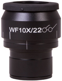 Levenhuk MED WF10x/22 Eyepiece With Reticle, Grid And Diopter Adjustment