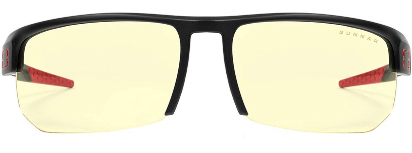 Gunnar Torpedo Fit Gaming Glasses Onyx Amber