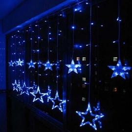 Visional LED Stars GFS-2X1-CW 2m Cold White