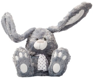 Axiom Plush Silver Collection Rabbit Grey 20cm
