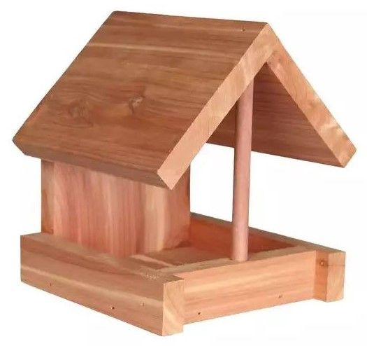 Trixie Bird Feeder Wood
