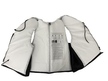 Спасательный жилет, белый/черный