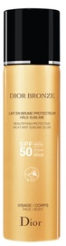 Christian Dior Bronze Beautifying Protective Milky Mist Sublime Glow SPF50 125ml